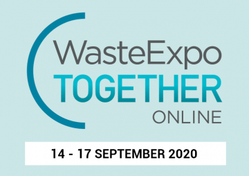 Waste Expo TOGETHER Online 2020